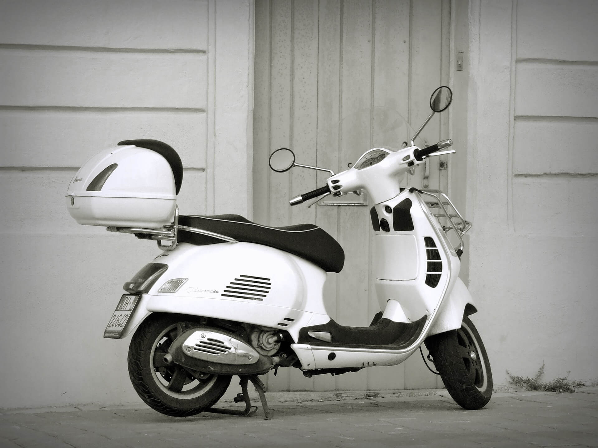 Moped 2017